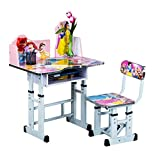 Royal Oak Barbie Desk with Chair (Pink)