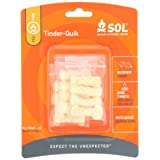 S.O.L. Survive Outdoors Longer Tinder Quik Fire Starters, 12 Piece