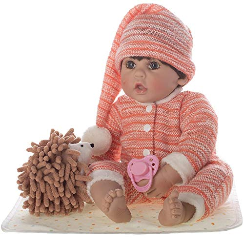 Bebê Reborn Laura Baby Miguel Shiny Toys Morena