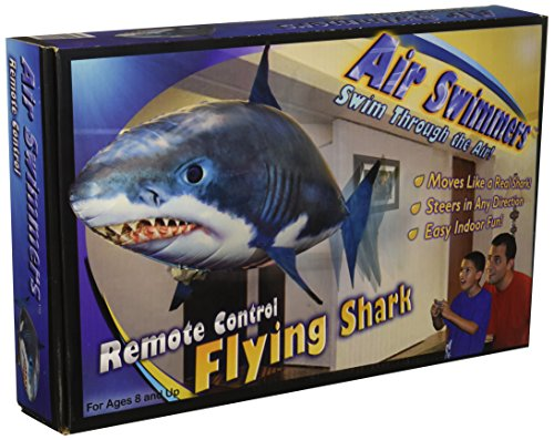 Controlled Air (Air Swimmers Flying Fish Remote Controlled)