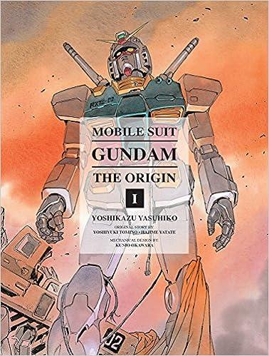 3eb637fe4e Mobile Suit Gundam  The Origin