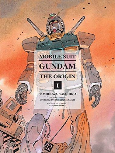 Mobile Suit Gundam: The Origin, Vol. 1- Activation