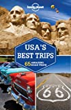 Books : Lonely Planet USA's Best Trips (Travel Guide)