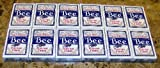 12 Decks Bee Club Special Casino Playing Cards Blue New
