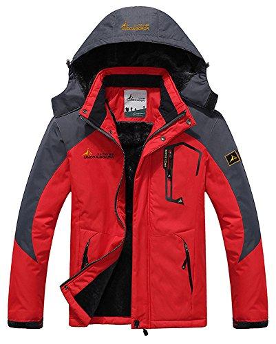 HENGJIA Outerwear Jackets Waterproof Athletic product image