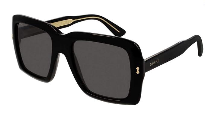 b02b1ad5234 Amazon.com  Sunglasses Gucci GG0366S 002 women sunglasses Size 53-21 ...