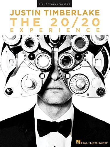 (Hal Leonard Justin Timberlake - The 20/20 Experience for Piano/Vocal/Guitar)