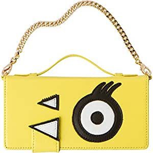 Monster Mobile Wallet (Yellow, 6P)
