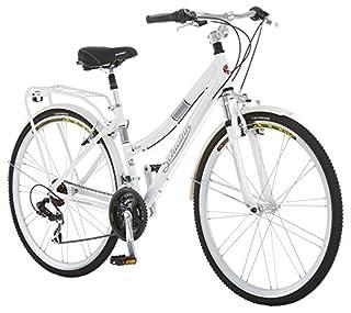 Best Womens Hybrid Bikes Under 300 Dollars: Schwinn Discover Hybrid Bicycle, 700C, 28-Inch Wheels