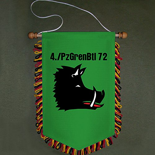 : Copytec 4.PzGrenBtl 72 Panzergrenadierbataillon