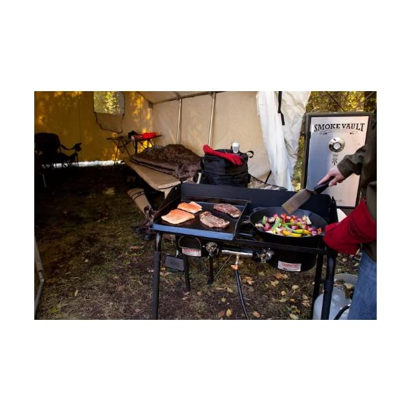 Camp Chef Explorer Double Burner Stove 2