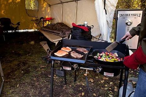 Amazon.com: Cocina a leña para camping y actividades ...