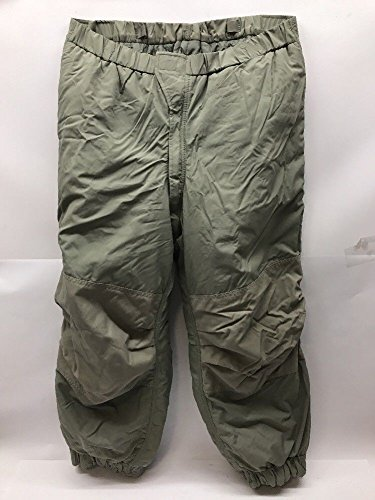 Primaloft Gen III Level 7 ECWCS Natick Extreme Cold Weather Trousers - Stores Natick In