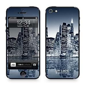 """CECT STOCK El Código Da ™ Skin para el iPhone 5/5S: """"Reflexión Nueva York"""" (serie de la ciudad)"""