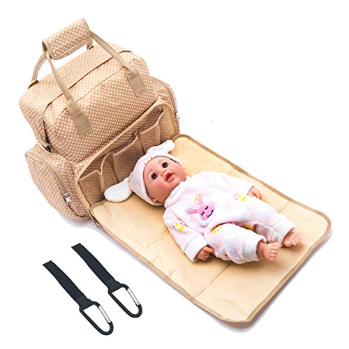 Baby Backpack Stroller Combo - 5