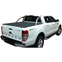 Ford PX Ranger Dual Cab Clip On Soft Tonneau, Fits Genuine Sport Bars*