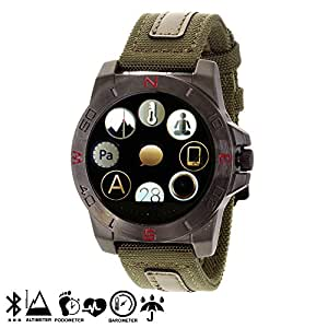 TEKKIWEAR. DMR237BLACK. Smartwatch Outdoor Gx-Bw100 ...