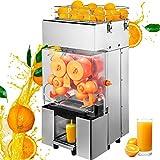 VBENLEM 110V Commercial Orange Juicer