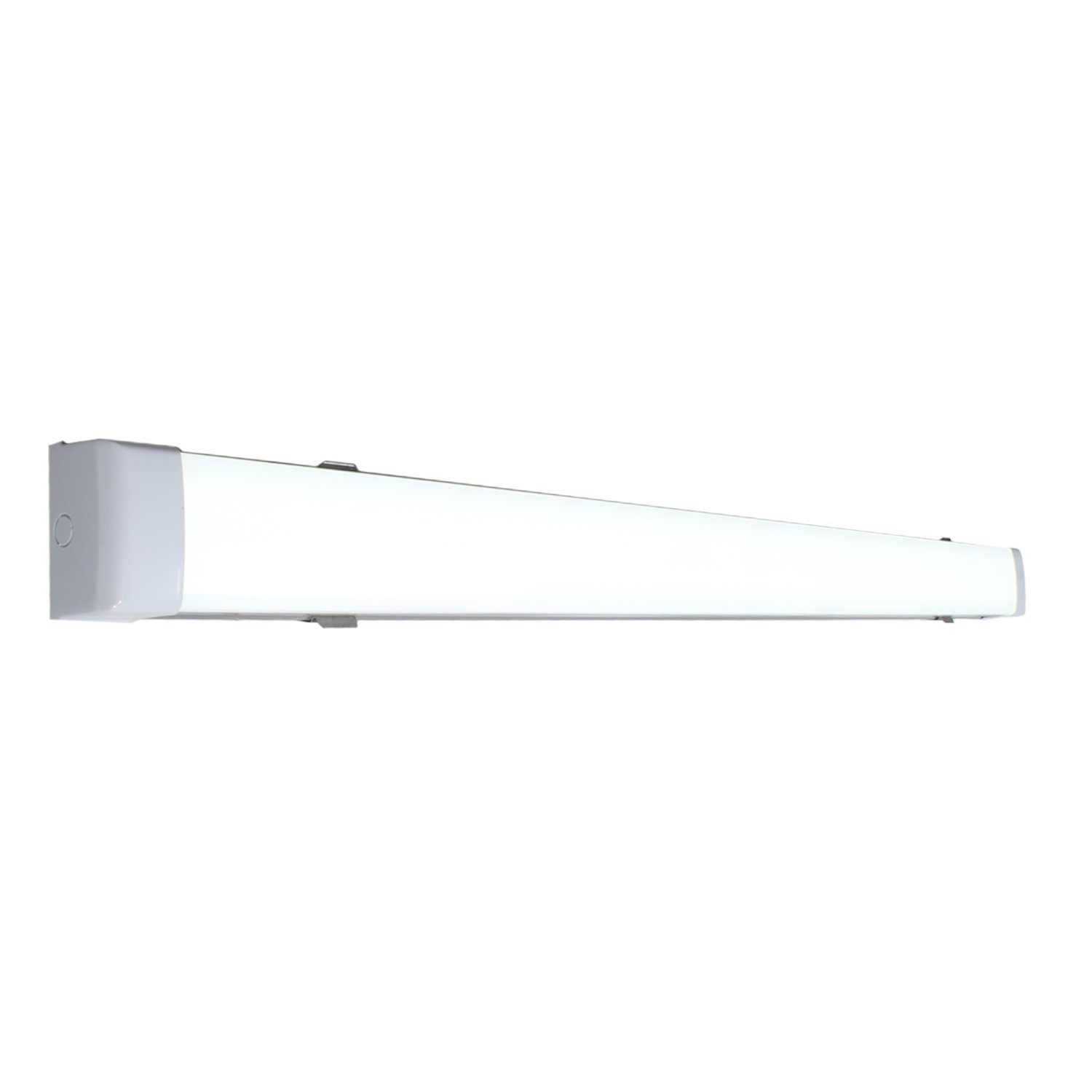 LEEKI - LED Bar Lamp - Modern Contemporary 35 Inches 6500K Cool White - 2100 Lumens 28W - Great light for bathrooms Kitchen and others