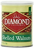 Diamond Shelled Can Walnuts, 4-Ounce