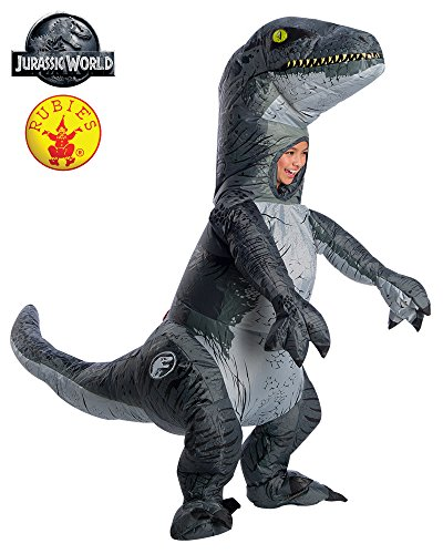 Rubie's Jurassic World: Fallen Kingdom Child's Inflatable Velociraptor Costume]()