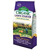 Espoma Organic Lawn Starter Seed and Sod Food Fertilizer, 7.25 lb