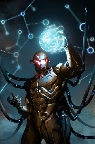 Marvel Comics Ultron 24 X 36 Rolled Poster By Djurdjevic