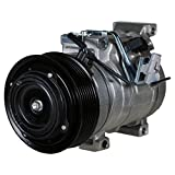 Scion tC A/C Compressors & Components - Denso 4711006 New Compressor with Clutch