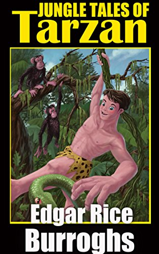 Jungle tales of tarzan Tarzans Jungle