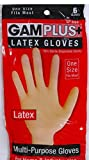 Pack of 144 Latex Gloves, One Size Fits Most