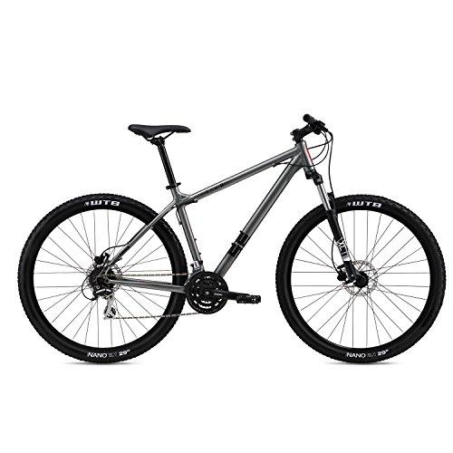 "SE Bicycles 1.0 Big Mountain Bicycles, Grey, 19""/Large"