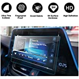 2018 Toyota C-HR Car Navigation Protective Film,RUIYA Clear Tempered Glass HD and Protect your Eyes (8-Inch)