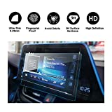 #9: 2018 Toyota C-HR Car Navigation Protective Film,RUIYA Clear Tempered Glass HD and Protect your Eyes (8-Inch)