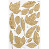 Martha Stewart Crafts Decorative Stickers, Elegant Nature Leaf