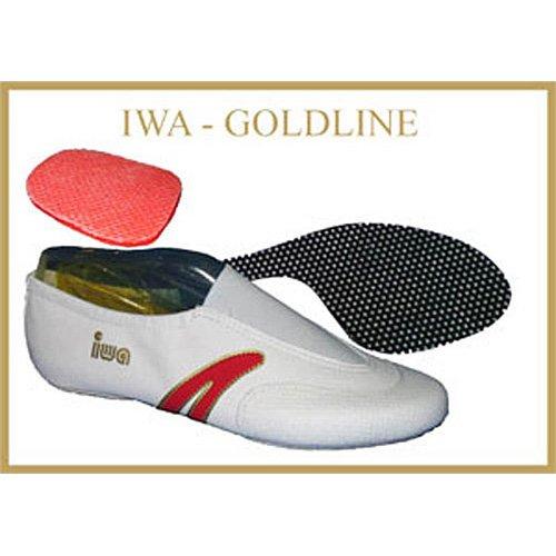 IWA 503 weiß Kunstturnschuhe der Spitzenklasse made in Germany