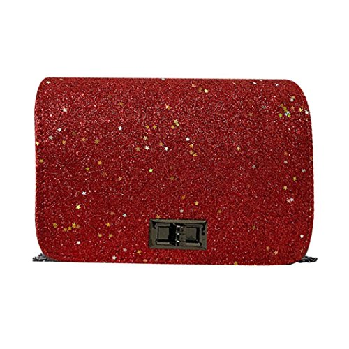 Sequins Crossbody Bags AfterSo Phone Bag Girls Gift (18cm(L) 6cm(W) 13cm(H)/7.09