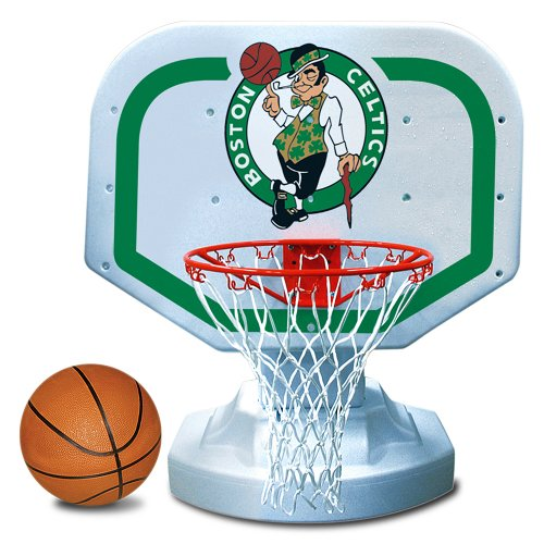 Poolmaster Boston Celtics NBA USA Competition-Style Poolside Basketball Game