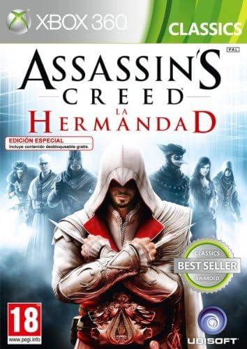 Assassins Creed: La Hermandad - Reedición -: Amazon.es: Videojuegos