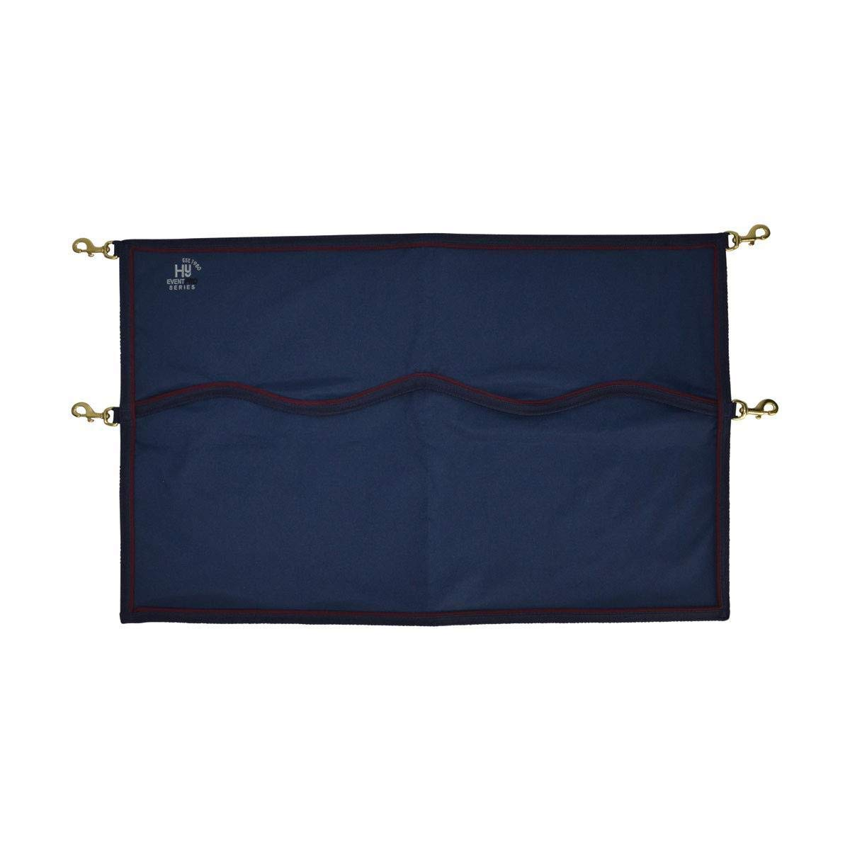 Hy Event Pro Series Stable Guard (23.5 x 37.5in) (Navy/Burgundy)