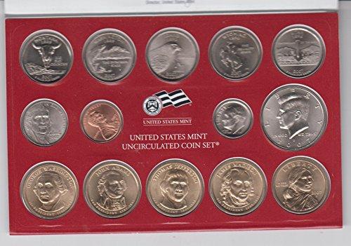 2007 Presidential Dollar 4 Coin - 5