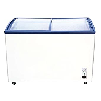 Amazon 251l curved glass door display showcase ice cream 251l curved glass door display showcase ice cream merchandise freezing cabinet chest deep freezer supermarket store planetlyrics Image collections
