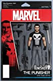 img - for Punisher #1 John Tyler Christopher JTC Action Figure Cover Variant Comic Book book / textbook / text book