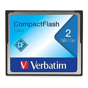 Verbatim 2GB CompactFlash Memory Card