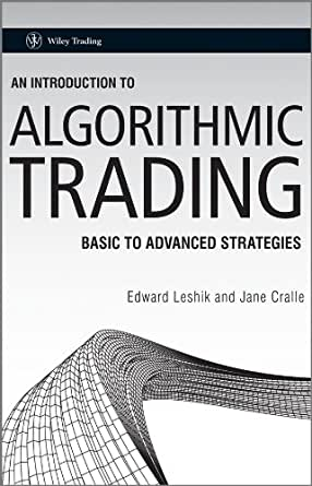 Popular algorithmic trading strategies