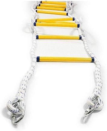 Risareyi Escalera de incendios con los ganchos (2-7 Story) El Cuerpo de Bomberos de la