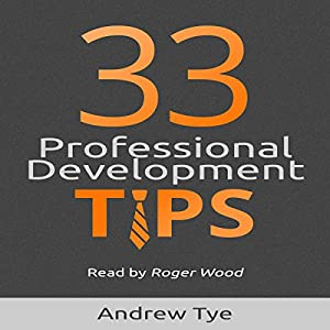 33 Professional Development Tips Audiobook