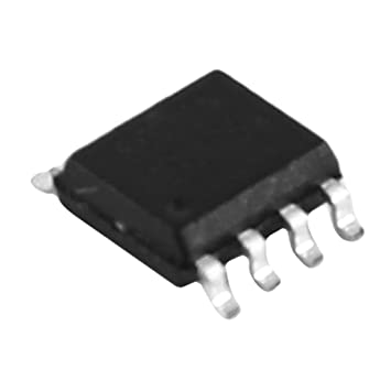 8002A Chip con circuito integrado doble, amplificador operacional de audio con 8 pines: Amazon.es: Electrónica