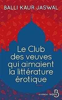 Le club des veuves qui aimaient la littérature érotique, Jaswal, Balli Kaur