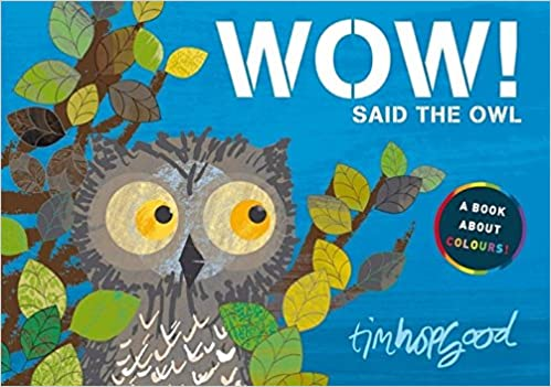 WOW! Said the Owl: Amazon.co.uk: Hopgood, Tim: Books