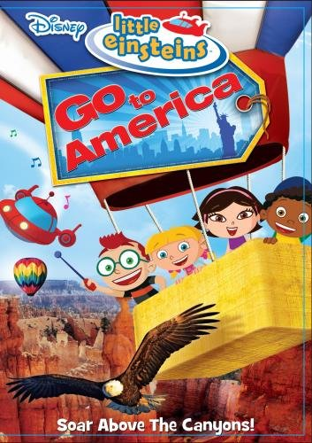 Little Einsteins: Go To America